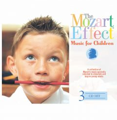 The Mozart Effect - Music for Children (3/CD Box Set)