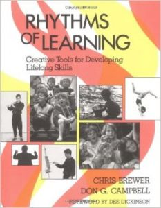 Don Campbell & Chris Brewer - Rhythms of Learning - Books